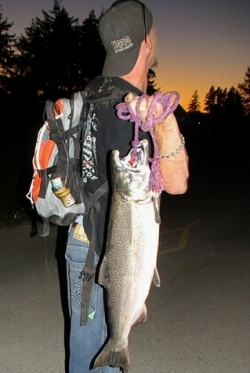 SALMON FISHING OPEN ON THE PUYALLUP 8/16 - Orting News