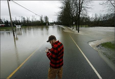 Graham Wa Weather >> Flood Watch Issued For Orting - Orting News
