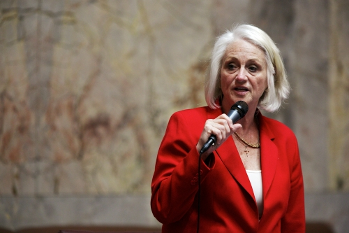 Becker backs bipartisan senate budget plan orting news for Becker study plan
